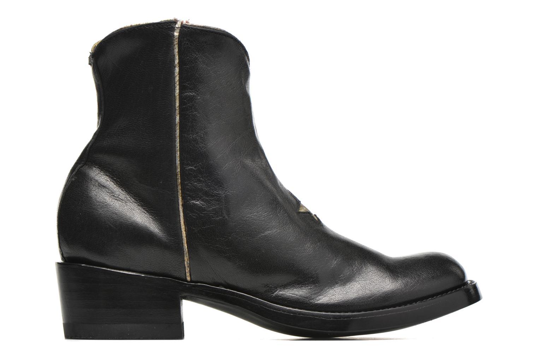 Bottines et boots Mexicana Star New Noir vue derrière