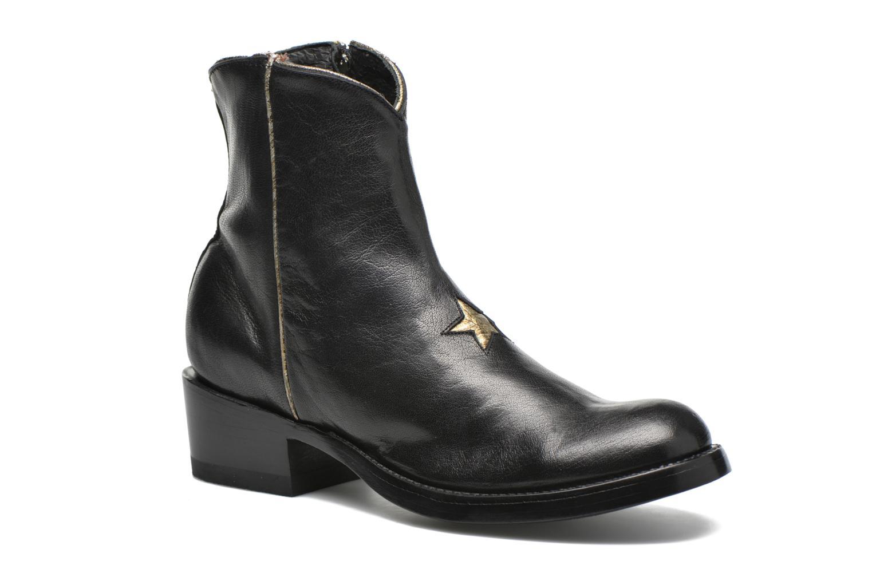 Bottines et boots Mexicana Star New Noir vue détail/paire