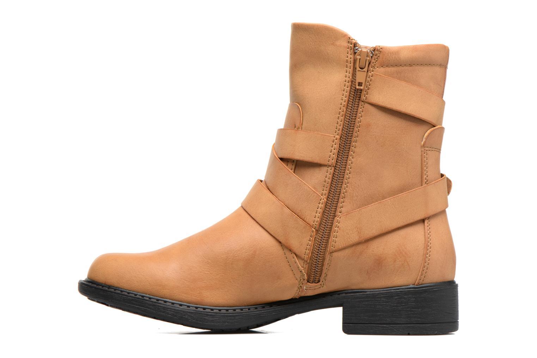 Bottines et boots Vero Moda Milano Boot Marron vue face
