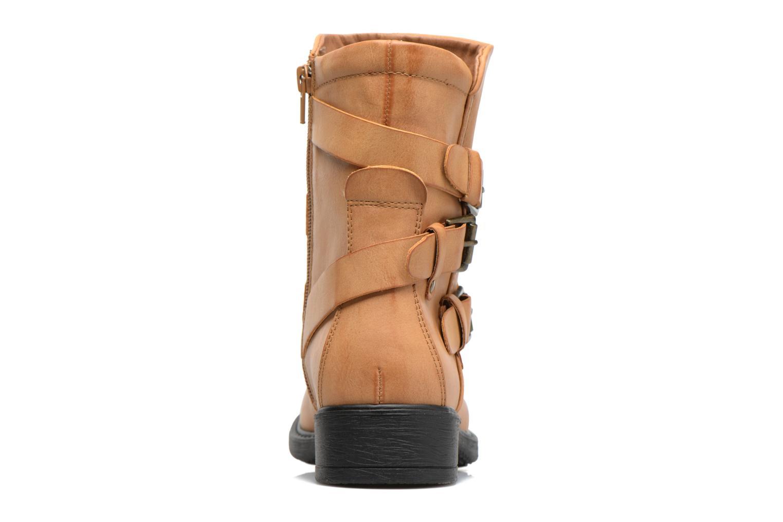 Bottines et boots Vero Moda Milano Boot Marron vue droite