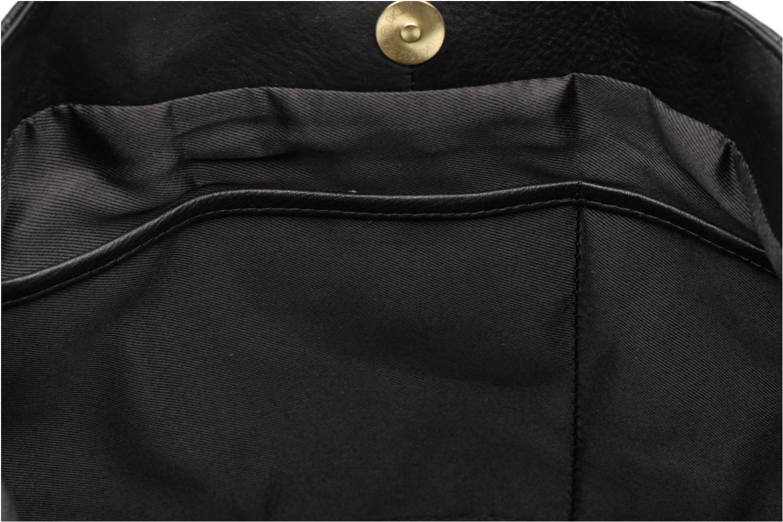 SANDRA Cabas cuir Noir