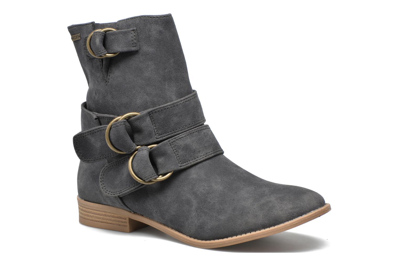 Roxy Bixby (Gris) - Bottines et boots chez Sarenza (272060)