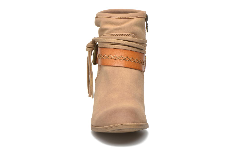 Bottines et boots Roxy Dallas Beige vue portées chaussures