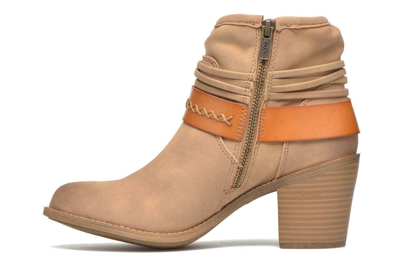 Bottines et boots Roxy Dallas Beige vue face