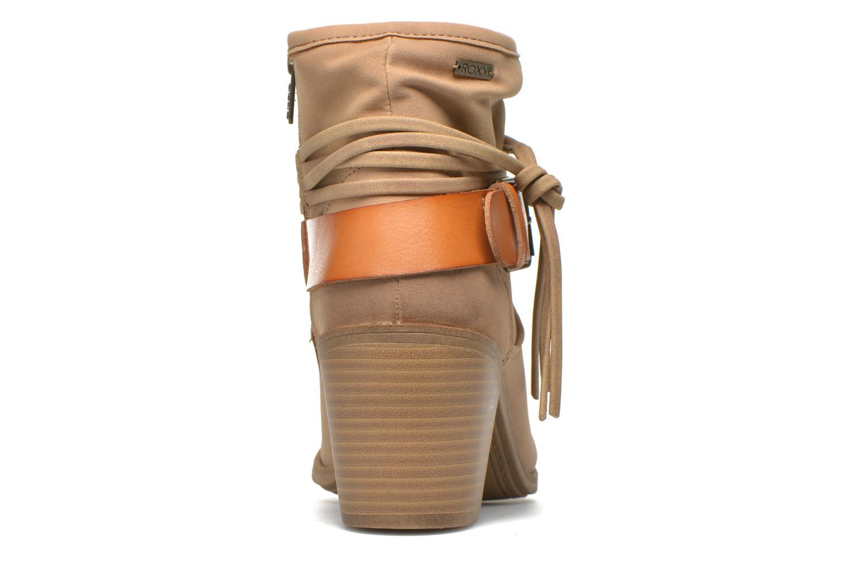 Bottines et boots Roxy Dallas Beige vue droite