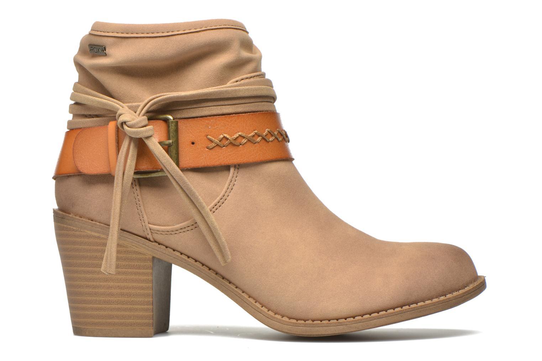 Bottines et boots Roxy Dallas Beige vue derrière