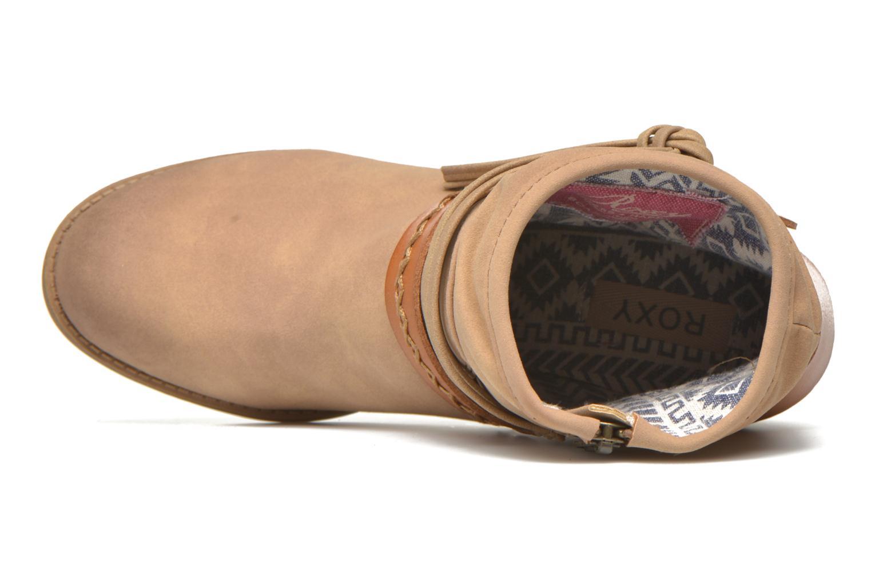Bottines et boots Roxy Dallas Beige vue gauche