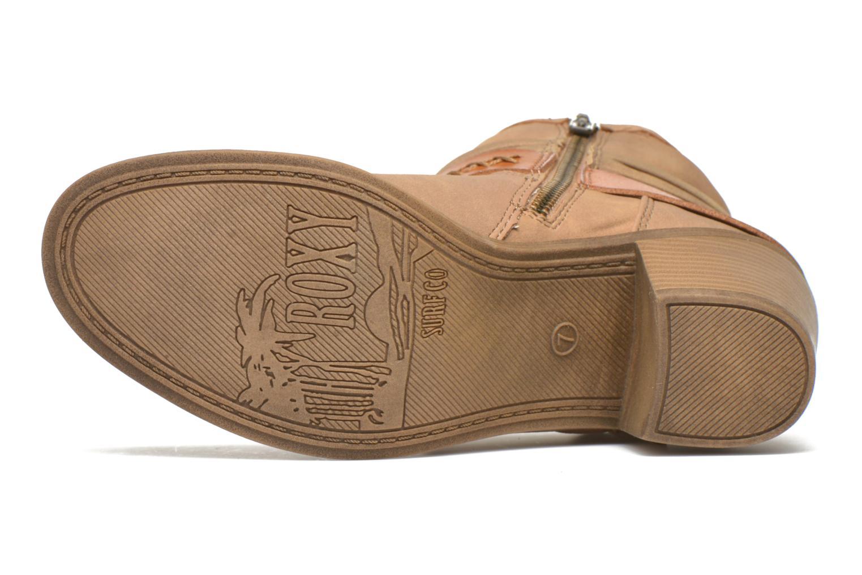 Bottines et boots Roxy Dallas Beige vue haut