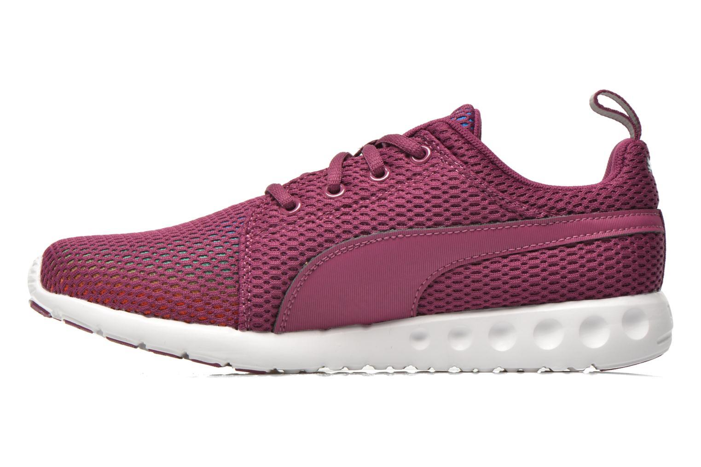 Chaussures de sport Puma Wns Carson Violet vue face