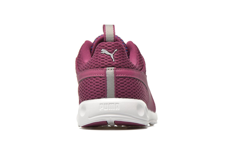 Chaussures de sport Puma Wns Carson Violet vue droite