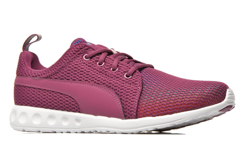 Chaussures de sport Puma Wns Carson Violet vue derrière