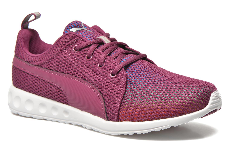 Chaussures de sport Puma Wns Carson Violet vue détail/paire