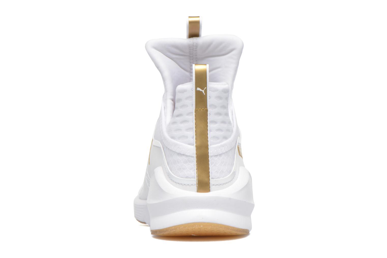 Baskets Puma Wns Fierce Blanc vue droite