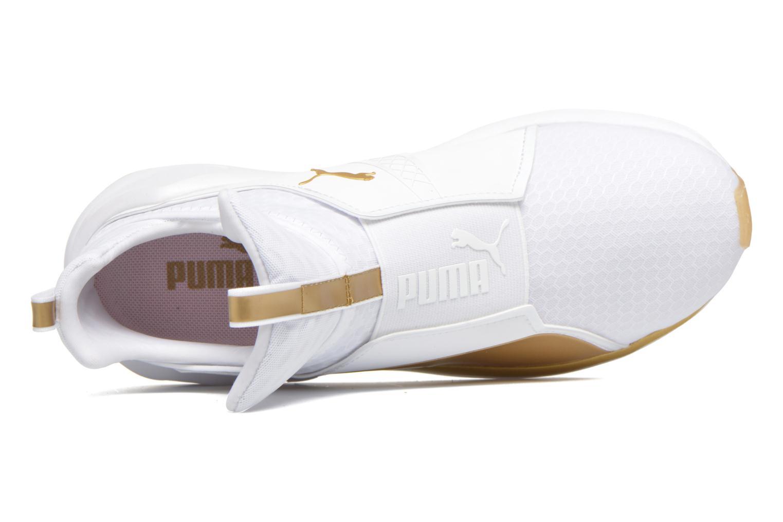 Baskets Puma Wns Fierce Blanc vue gauche