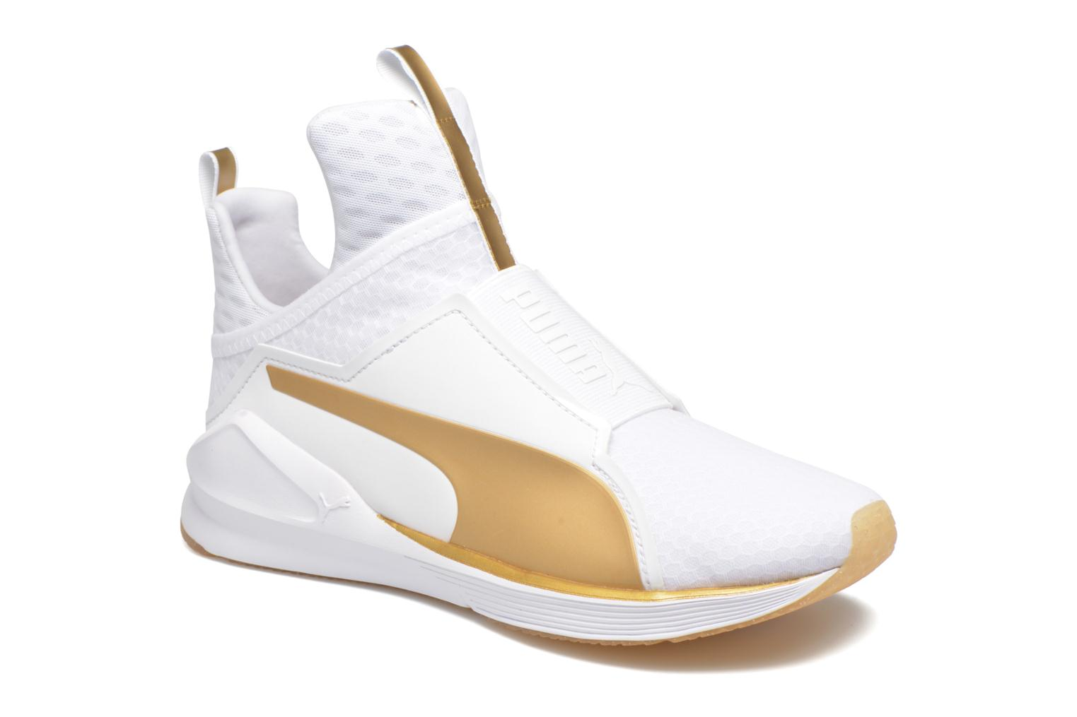 Wns Fierce Gold/White