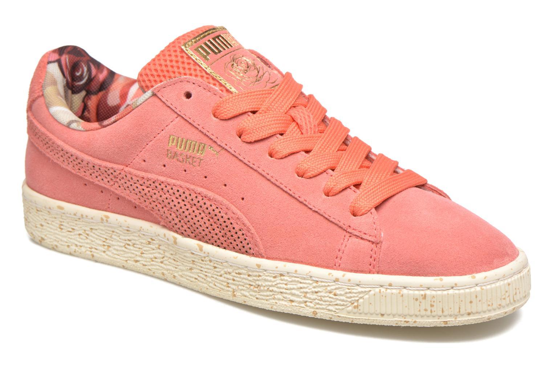 Puma Select Clyde x Careaux Roze Nieuwe Collectie Goedkope Prijs 0vGCW