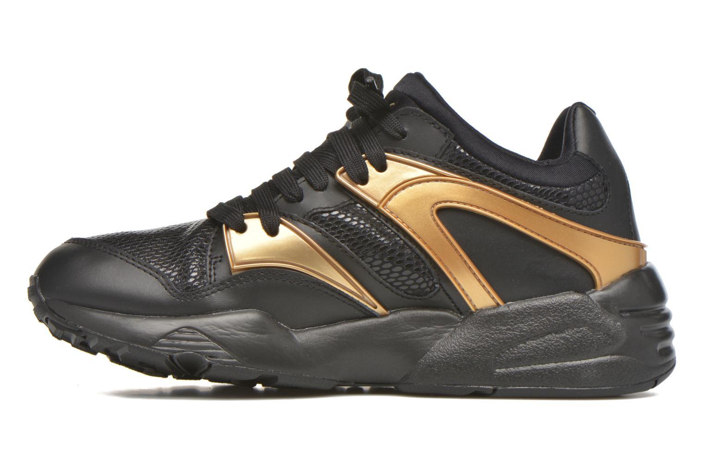 Sneaker Puma Wnbs Blaze schwarz ansicht von vorne
