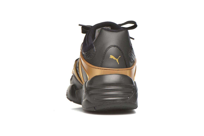 Sneaker Puma Wnbs Blaze schwarz ansicht von rechts
