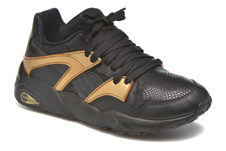 Sneaker Puma Wnbs Blaze schwarz detaillierte ansicht/modell