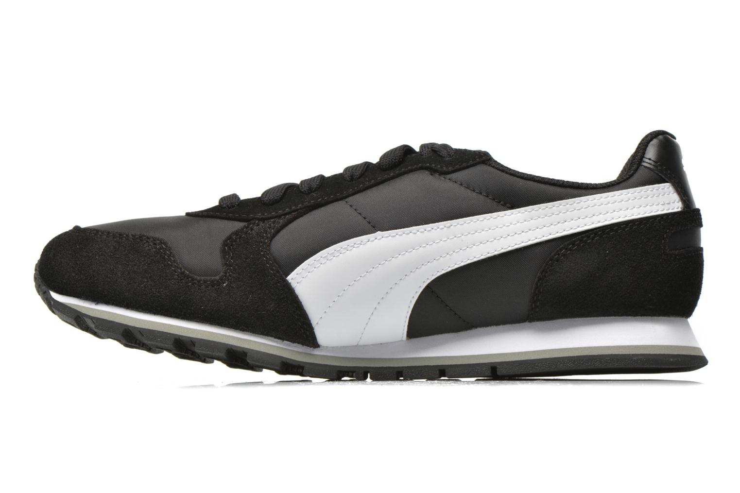 Trainers Puma ST Runner NL Black front view