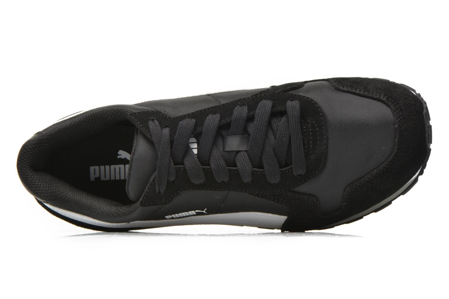 Trainers Puma ST Runner NL Black view from the left