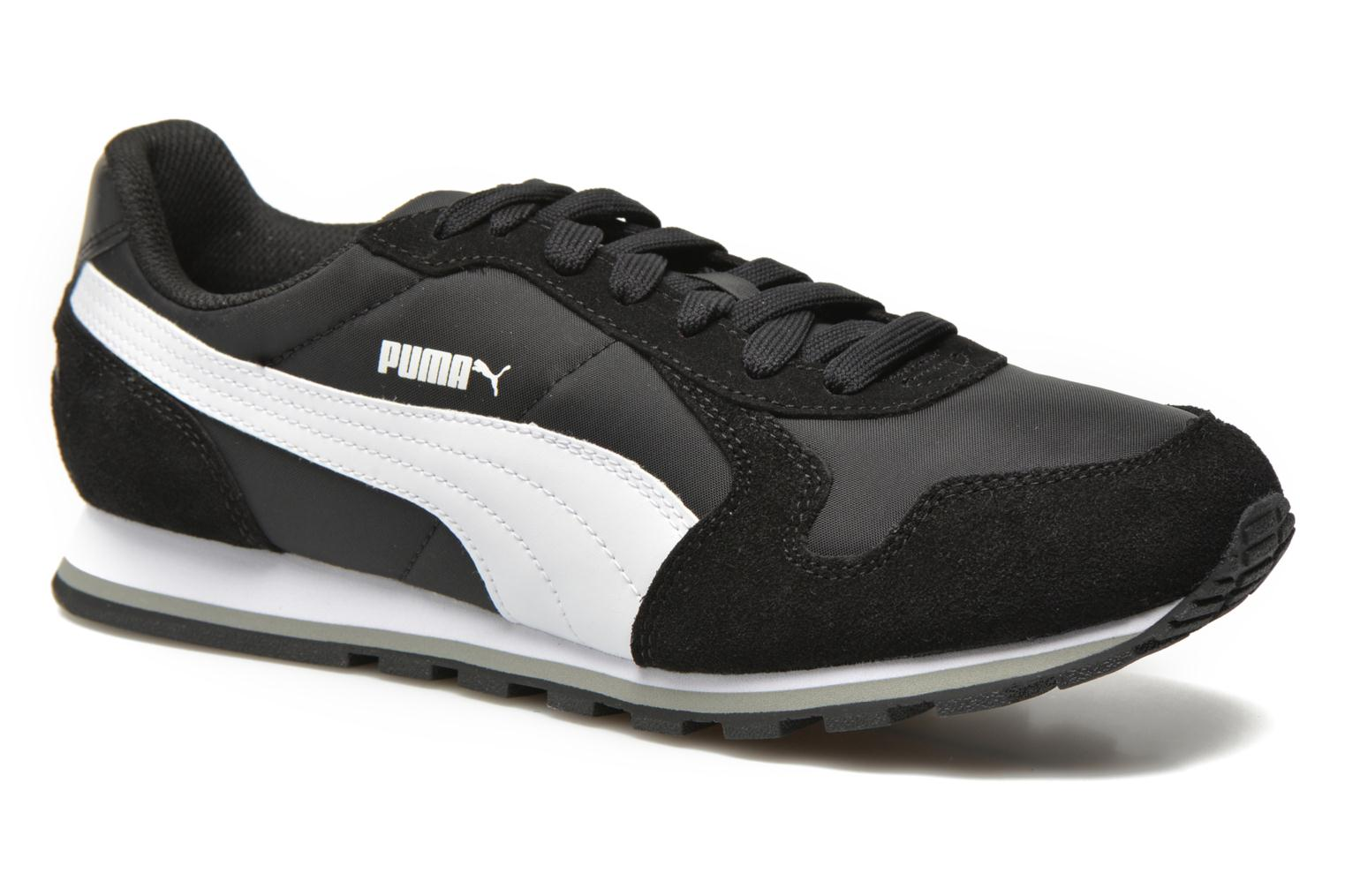 Trainers Puma ST Runner NL Black detailed view/ Pair view