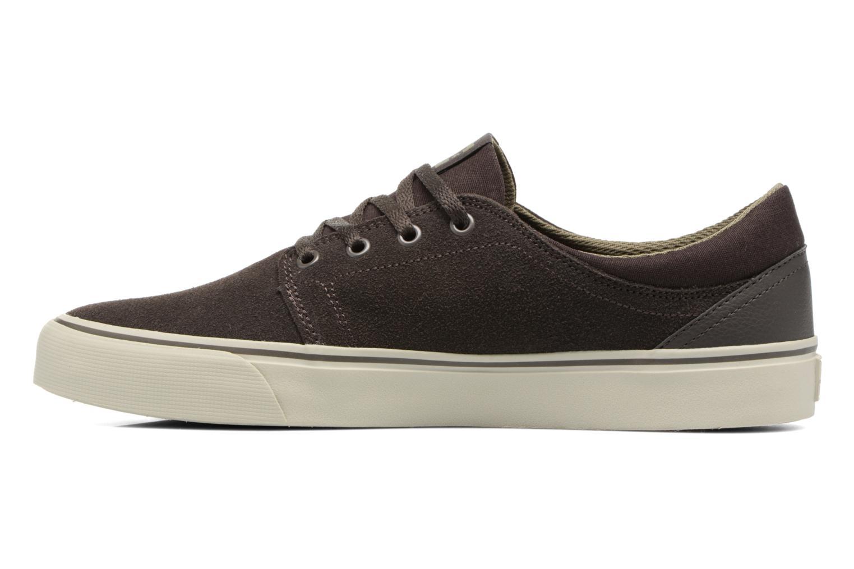 Sneaker DC Shoes Trase SD M grün ansicht von vorne