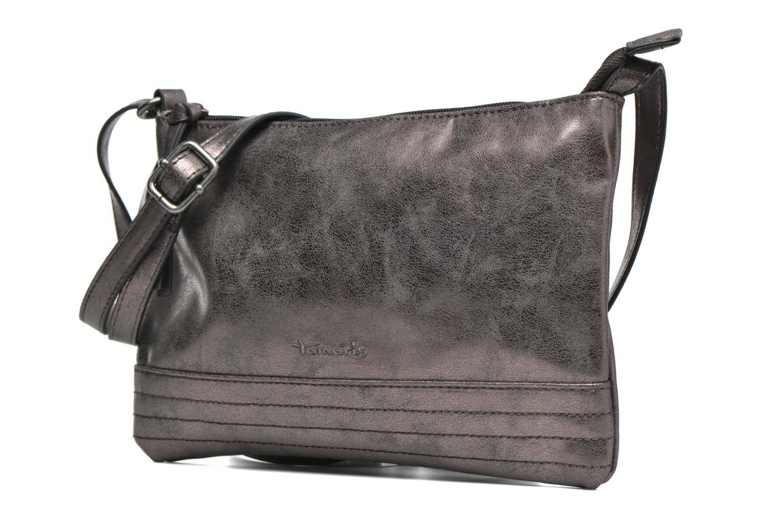 CRIZIA Small crossbody bag Pewter