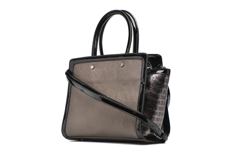 JIMMY Handbag Pewter comb