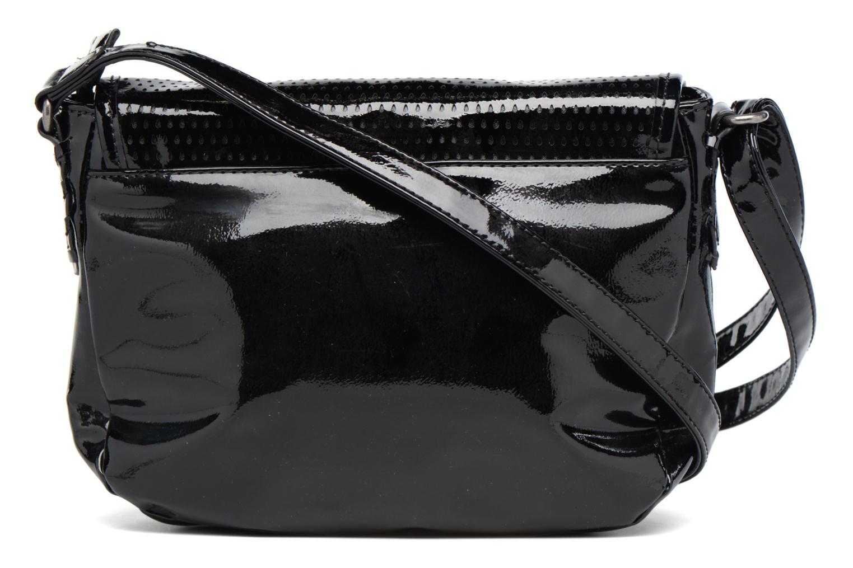 Handtaschen Tamaris ZORA Crossbody schwarz ansicht von vorne