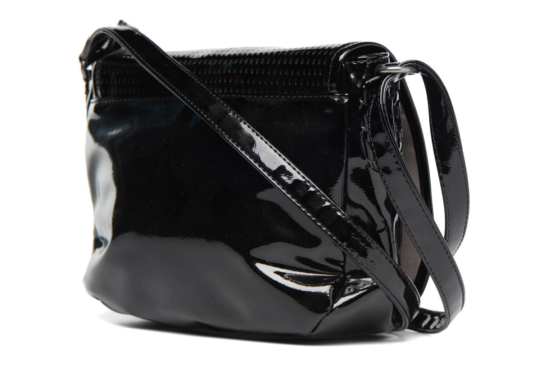 Handtaschen Tamaris ZORA Crossbody schwarz ansicht von rechts
