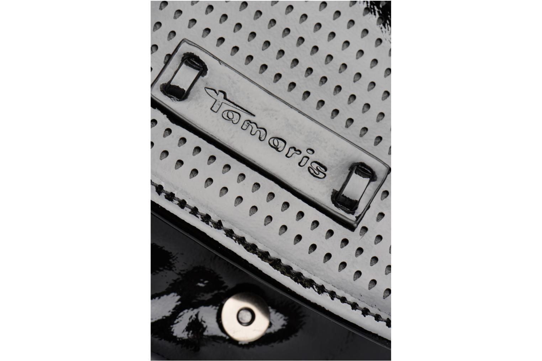 Handtaschen Tamaris ZORA Crossbody schwarz ansicht von links