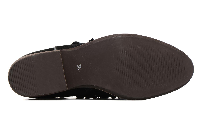 Stiefeletten & Boots Kaporal Westy schwarz ansicht von oben
