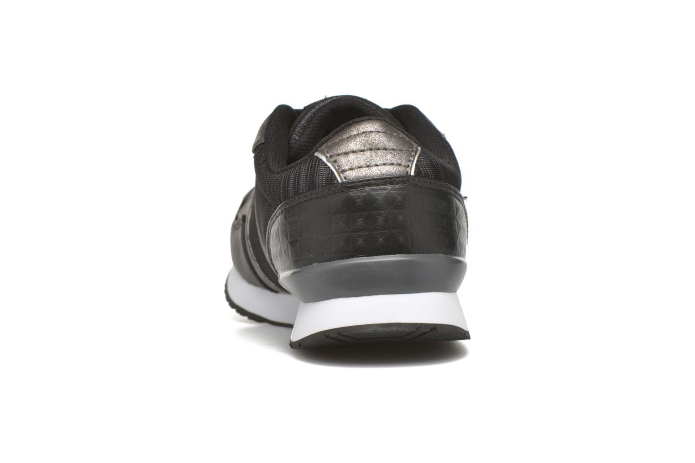 Baskets Kaporal Jemma Noir vue droite