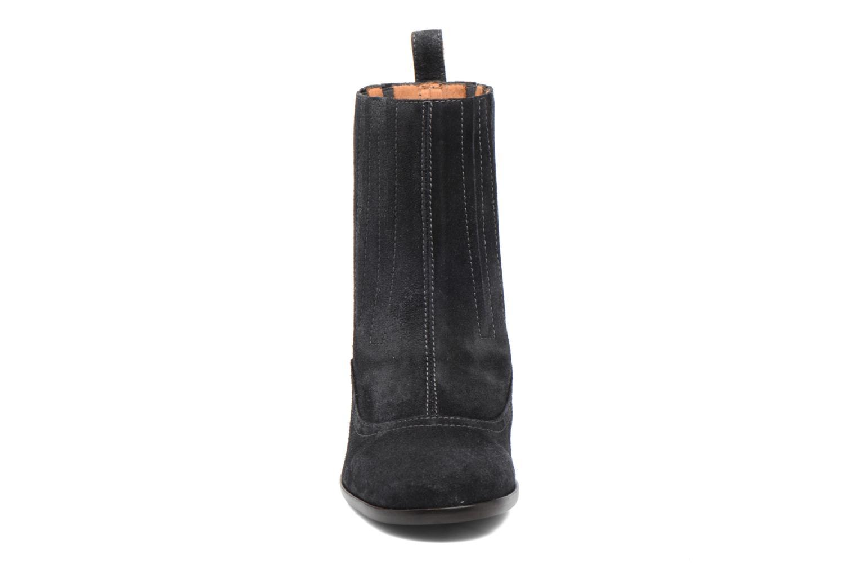 Bottines et boots Chie Mihara Anvers Or et bronze vue portées chaussures