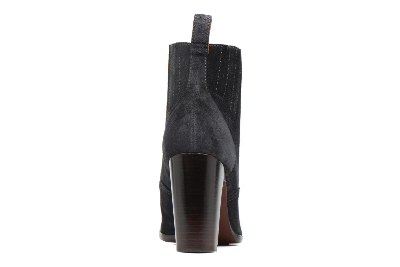 Bottines et boots Chie Mihara Anvers Or et bronze vue droite