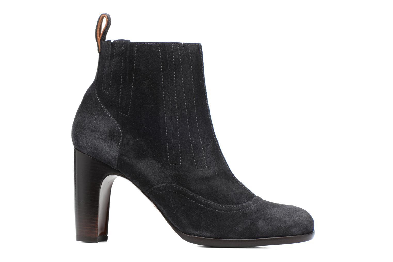 Bottines et boots Chie Mihara Anvers Or et bronze vue derrière