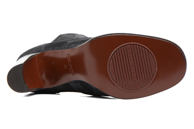 Bottines et boots Chie Mihara Anvers Or et bronze vue haut