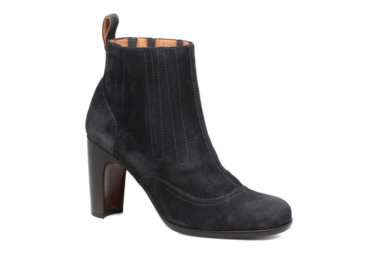 Bottines et boots Chie Mihara Anvers Or et bronze vue détail/paire