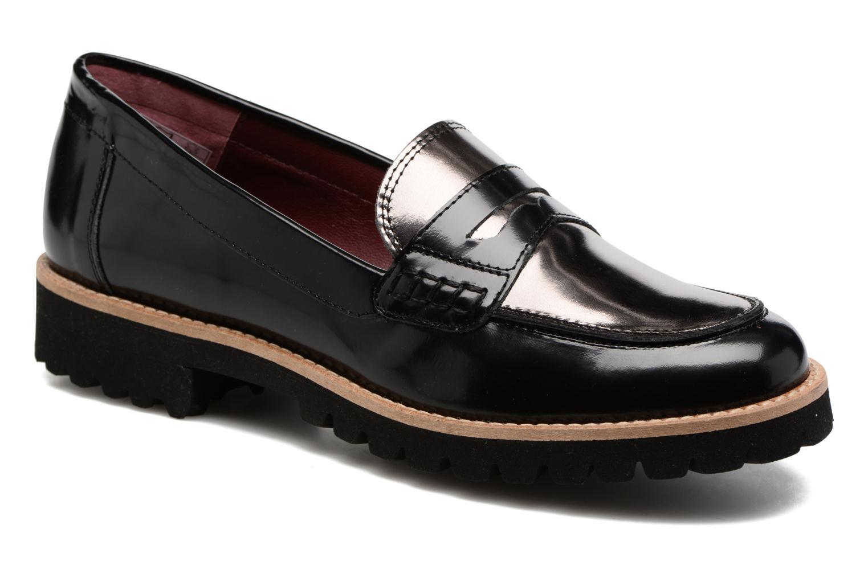 ZapatosHE Mocasines Spring Marina (Negro) - Mocasines ZapatosHE   Cómodo y bien parecido 67e466