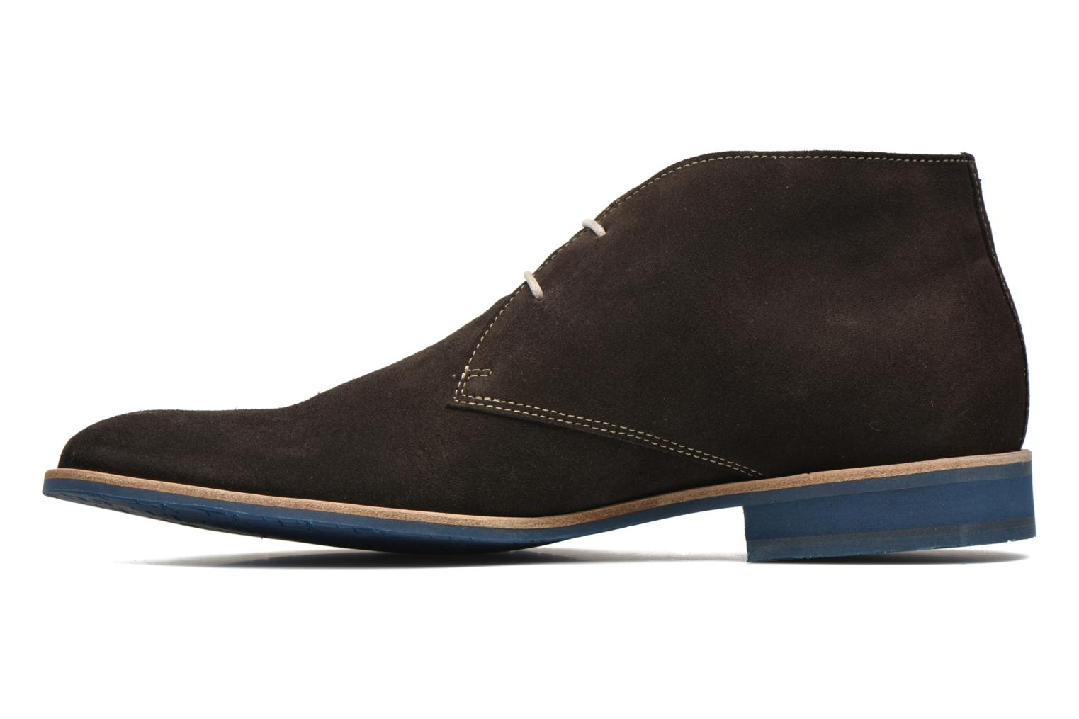 Lace-up shoes HE Spring Andy Brown front view