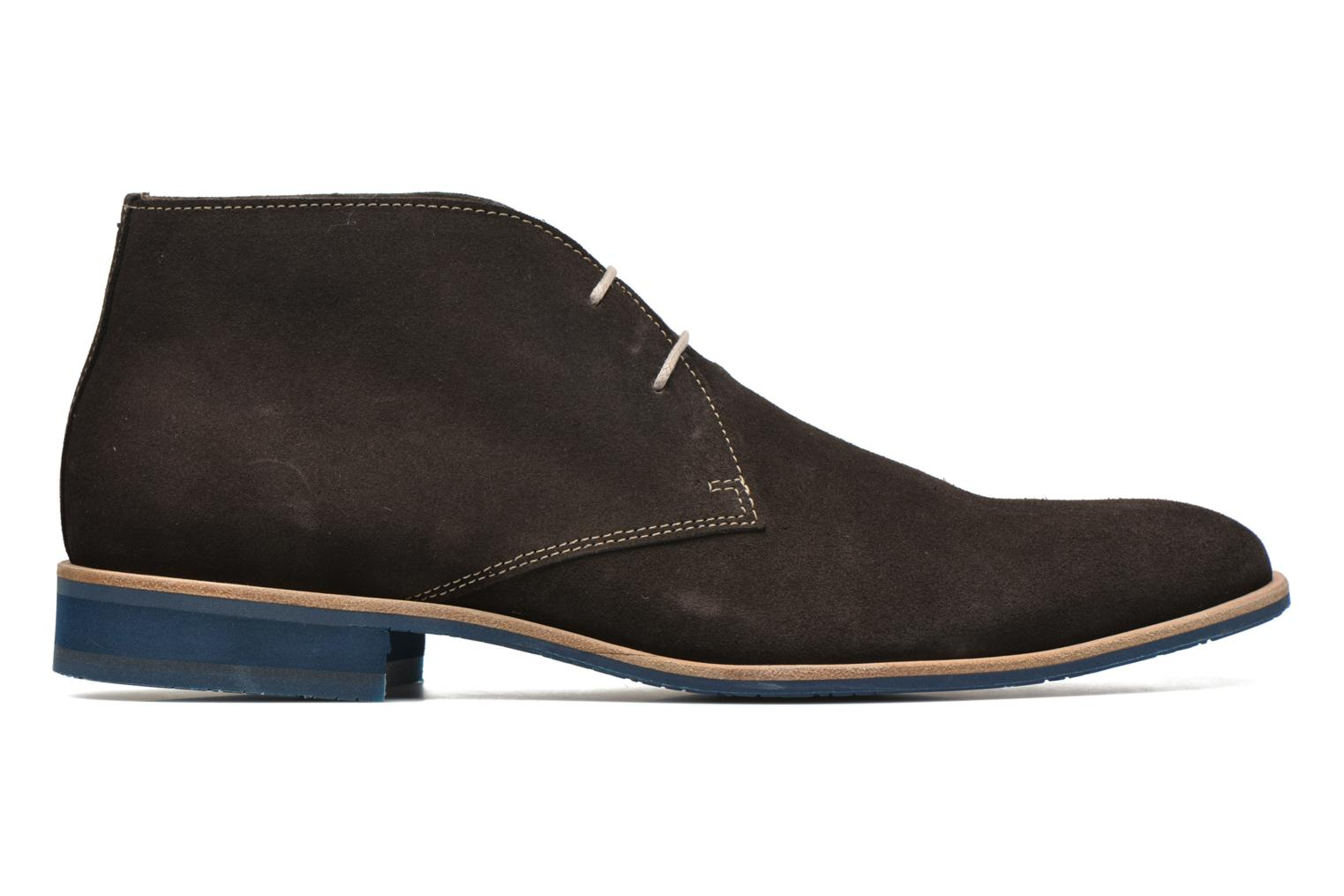 Lace-up shoes HE Spring Andy Brown back view