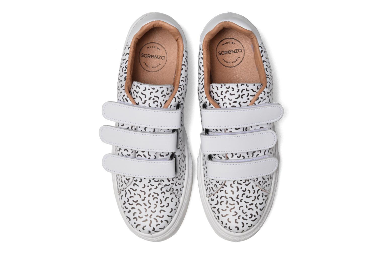 Sneaker Made by SARENZA Partygloo #1 mehrfarbig schuhe getragen