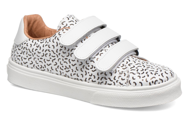 Sneaker Made by SARENZA Partygloo #1 mehrfarbig ansicht von rechts
