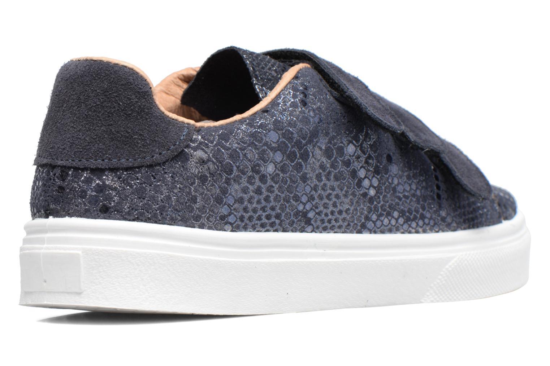 Sneaker Made by SARENZA Partygloo #1 blau ansicht von vorne