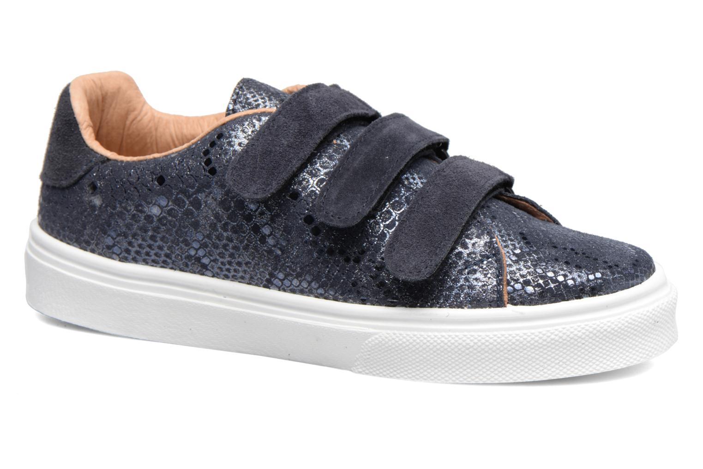 Sneaker Made by SARENZA Partygloo #1 blau ansicht von rechts