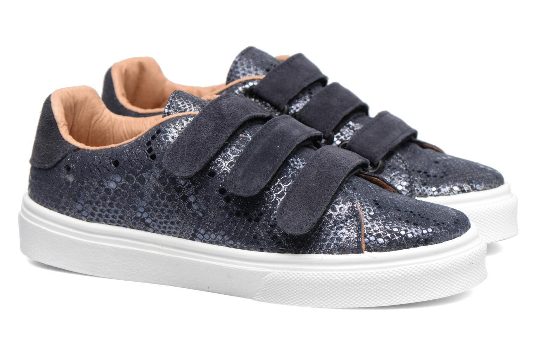 Sneaker Made by SARENZA Partygloo #1 blau ansicht von hinten