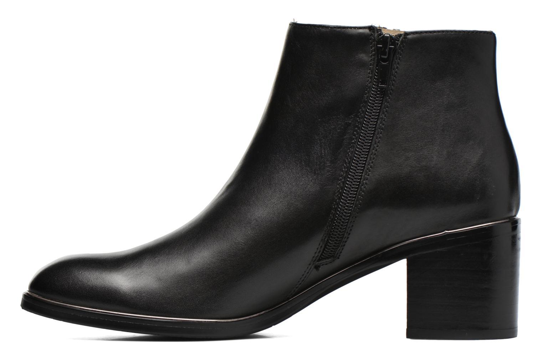 Bottines et boots JB MARTIN Babels Noir vue face