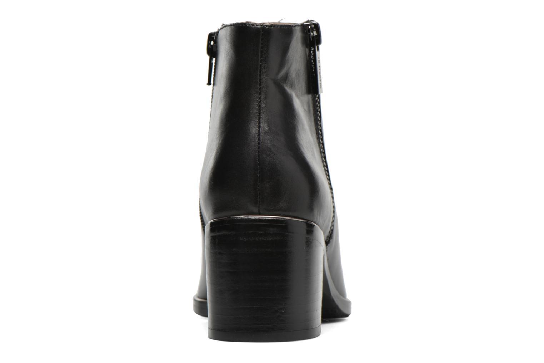 Bottines et boots JB MARTIN Babels Noir vue droite