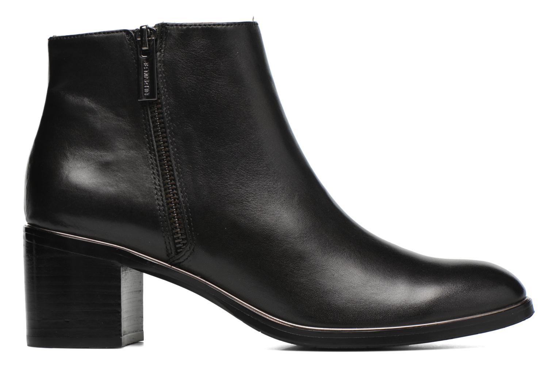 Bottines et boots JB MARTIN Babels Noir vue derrière